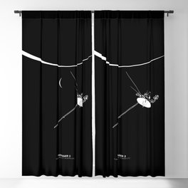 VOYAGER 2 Blackout Curtain