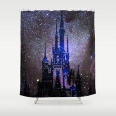 Fantasy Disney Shower Curtain