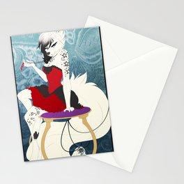 Classy Lady Stationery Cards