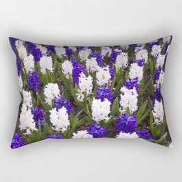 Hyacinth, Scents of Summer Rectangular Pillow