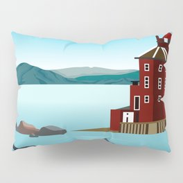 Norway 8 Pillow Sham