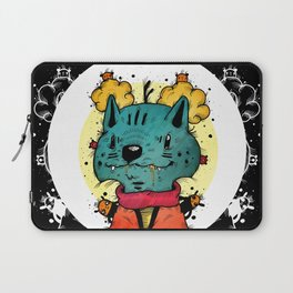 Wolfy (Color Version) Laptop Sleeve