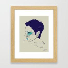 Pixiedust Framed Art Print