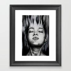 Hollow Voice Framed Art Print
