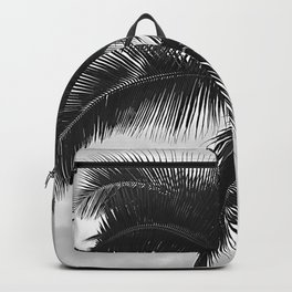 Classic Vintage Tropical Palm Tree Backpack