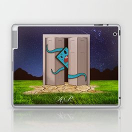 Monsters In The Closet Laptop & iPad Skin