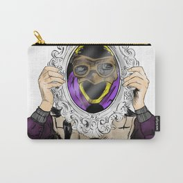 Illuso in the Mirror Carry-All Pouch