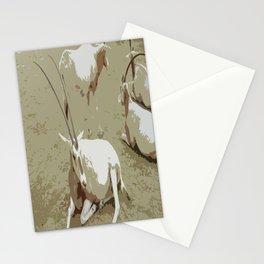 Oryx 1 Stationery Cards