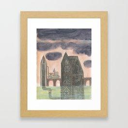 Crystal City 06-04-10a Framed Art Print