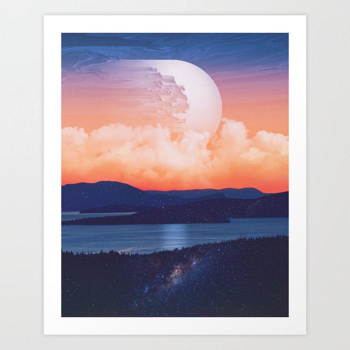 Phase Art Print