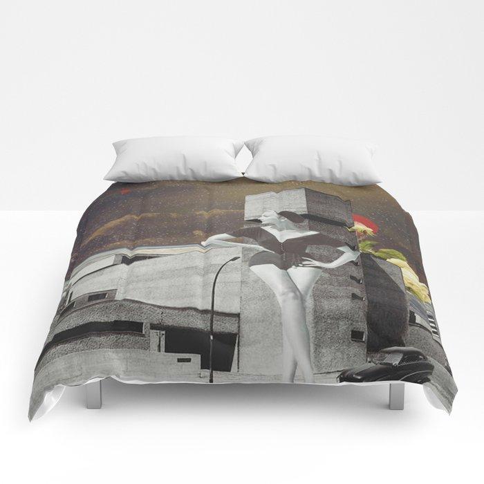 A Look Back Comforters