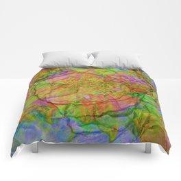 Flower IV Comforters