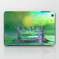 crown iPad Cases featuring Kings Crown by ThePhotoGuyDarren