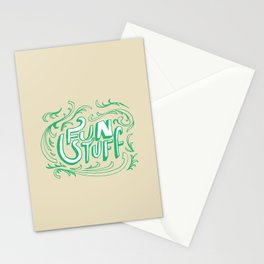 Fun Stuff Stationery Cards