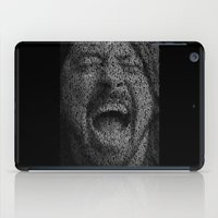 dave grohl iPad Cases featuring Dave Grohl. Best Of You by Robotic Ewe