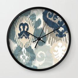 Beach Curry II Wall Clock