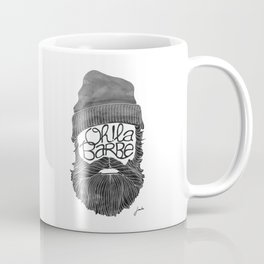 Oh! La barbe Coffee Mug