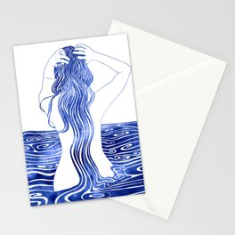 Nereid XI Stationery Cards