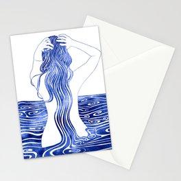 Nereid XI Stationery Cards