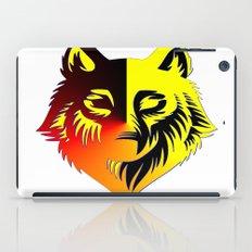 The Solar Wolf iPad Case