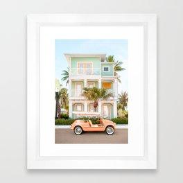 Margaritaville Framed Art Print