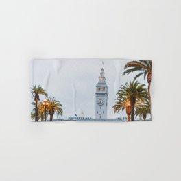 Port of San Francisco Hand & Bath Towel