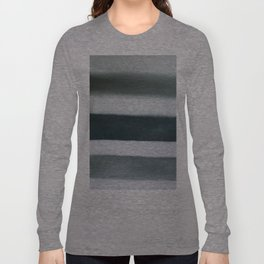 grey strata Long Sleeve T-shirt