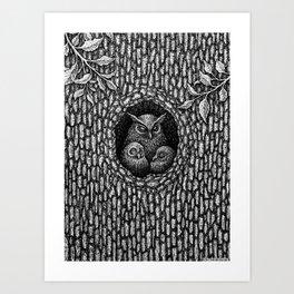 SWEET HOME - Visothkakvei Art Print