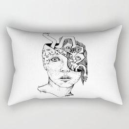 Split 03 Rectangular Pillow