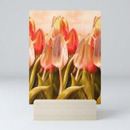 Tulips From Amsterdam Mini Art Print