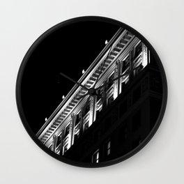 Cornice  Wall Clock