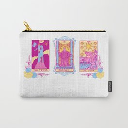 We Believe You - A Three Card Tarot Spread Carry-All Pouch
