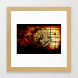 Alchemical Surrealism by Jesse Lindsay 2013  Framed Art Print