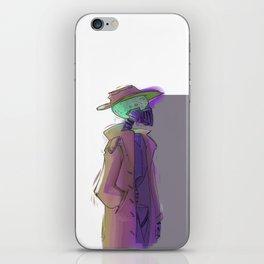 Wander - Robonoir iPhone Skin