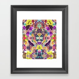 Crystalize Me Framed Art Print