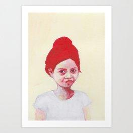 Les petites filles I.28 Art Print