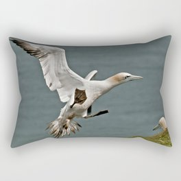 Gannet Landing Rectangular Pillow