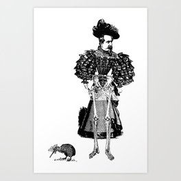 Threadless Live at Marwen: Honorable Mention Seamus Riordan Art Print