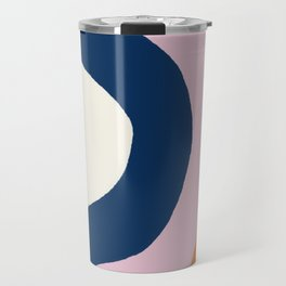 moab, canyon stripes Travel Mug