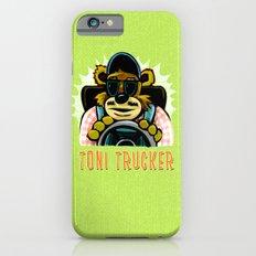 toni trucker iPhone 6s Slim Case