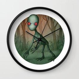 Dover Demon Wall Clock
