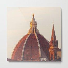 The Dome - Florence - Tuscany Metal Print