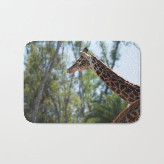 Giraffe Proud! Bath Mat