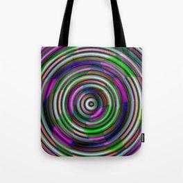 Splendor Button Tote Bag