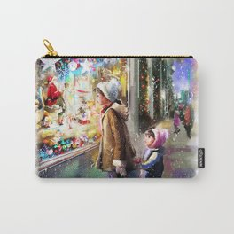 Christmas Greeting Card2 Carry-All Pouch