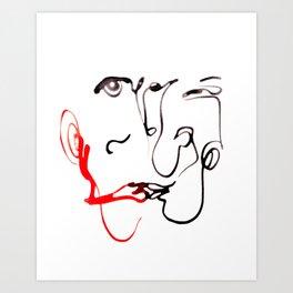 140102-2 LEROY Art Print