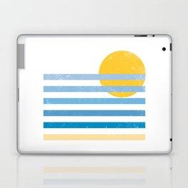 Sunset Ocean Laptop & iPad Skin