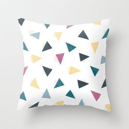 Confetti Bold Throw Pillow