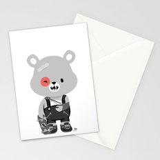 Bruised Bear Stationery Cards
