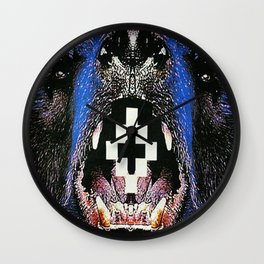 Club Burlon Matteo  Wall Clock